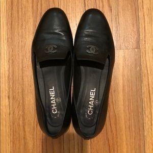 Chanel loafer 39 1/2